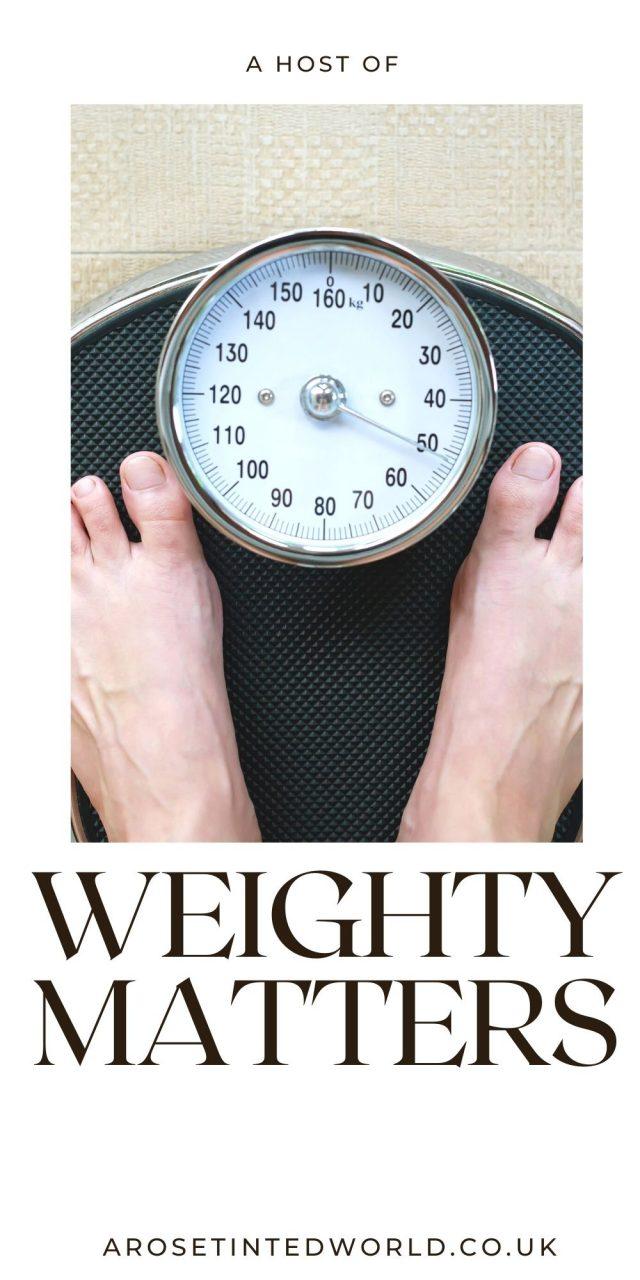 Weighty Matters