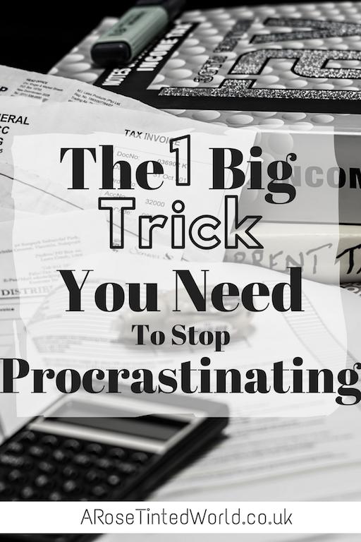 Procrastination rotation