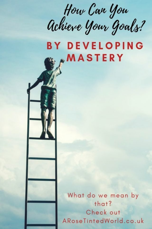 developing mastery