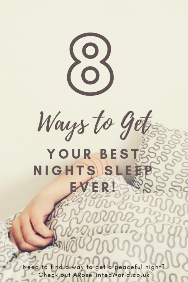 Best Ways to Get Quality Sleep
