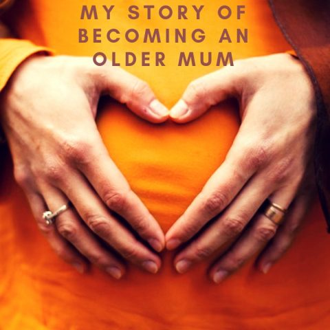 Pregnant at 43 – Being an Older Mum