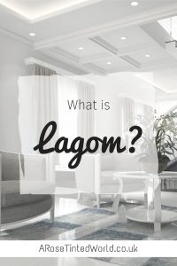 What is Lagom?