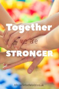 Enduring Friendships - 60 Positive Motivational Quotes - together we are stronger