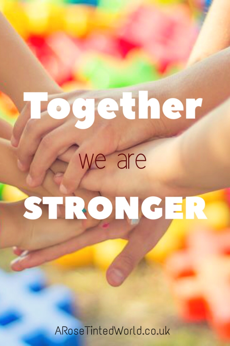 60 Positive Motivational Quotes - together we are stronger