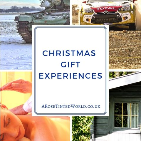 Christmas Gift Experiences.