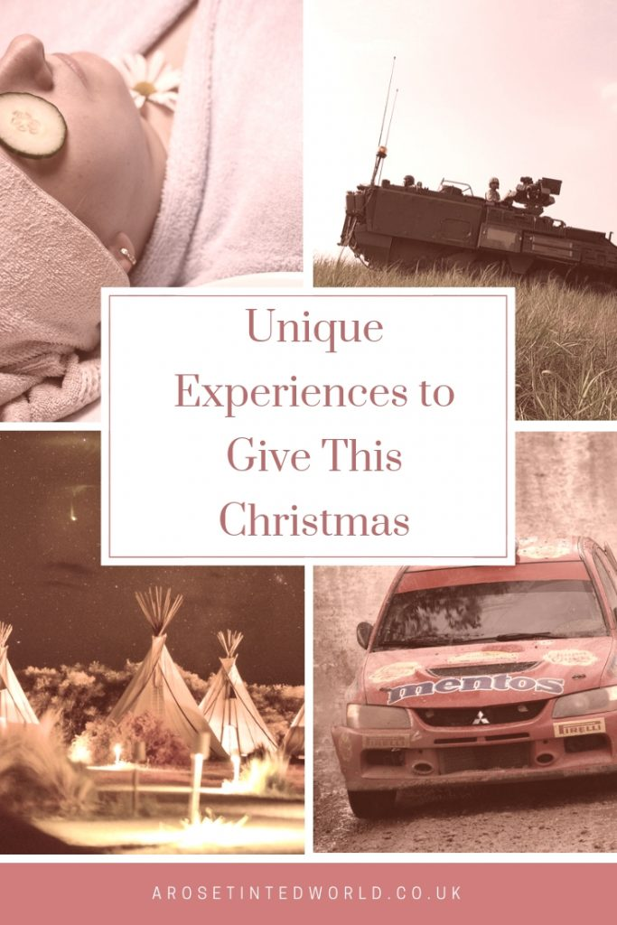 Unique Christmas Gift Experiences