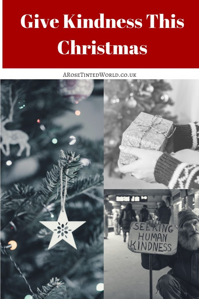 Give Kindness This Christmas