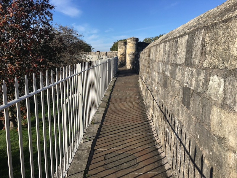 York Walls - A Day Trip To York