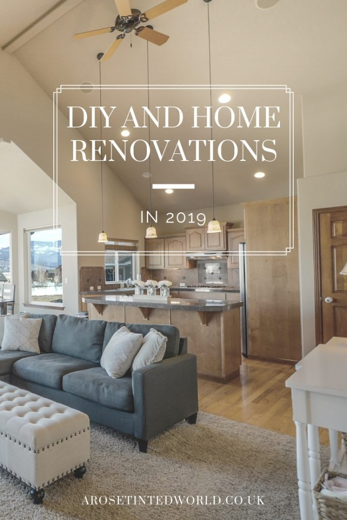 DIY and Home Renovations
