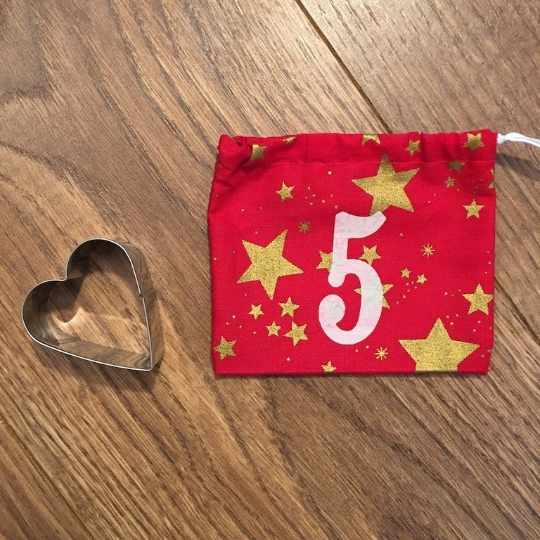 5th of December - cookie cutter
