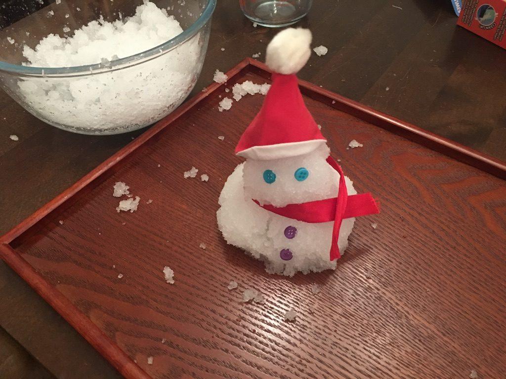 10th of December - snowman