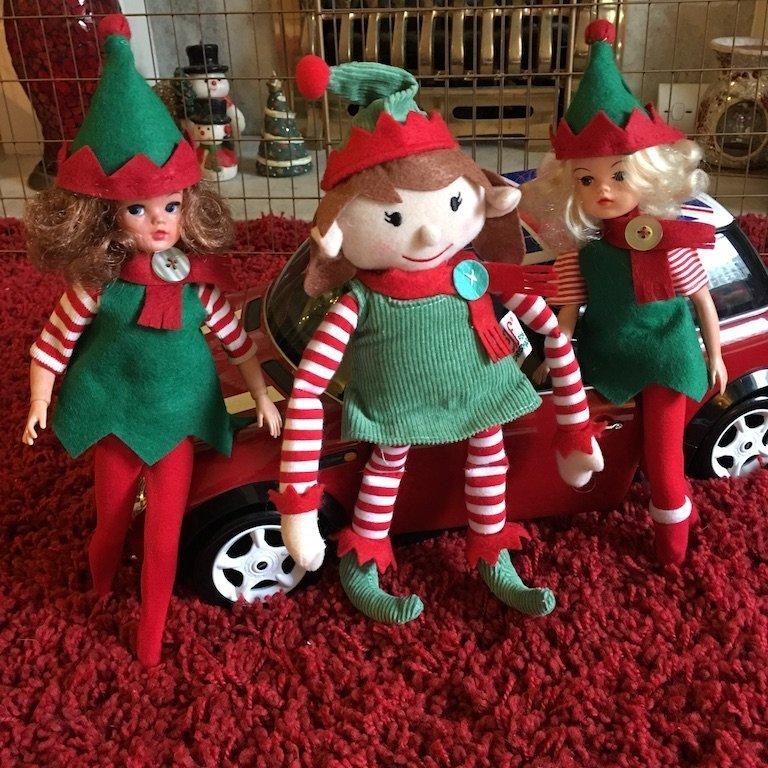 8th of December - Sindy elves