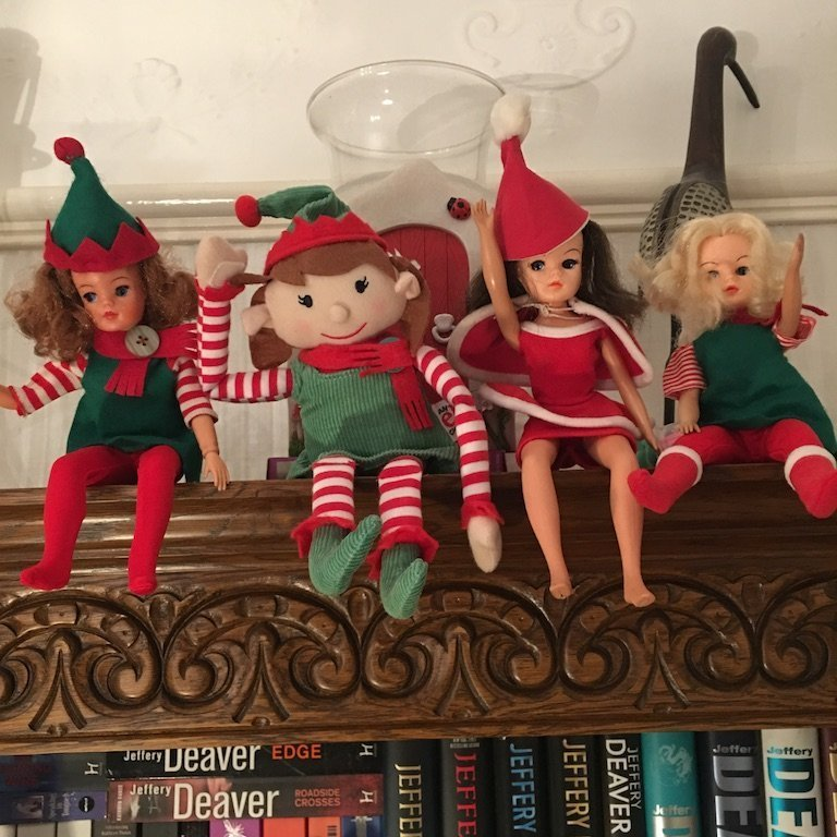 December the 24th - elf