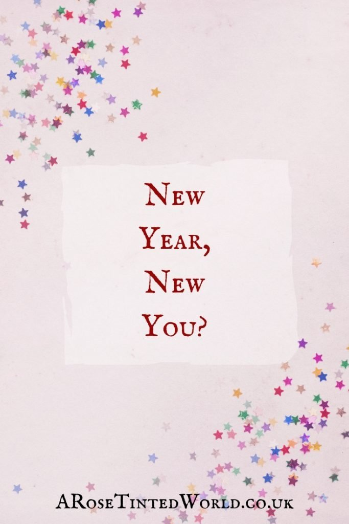 New Year New You? Is it unreasonable for you to expect to make a complete overhaul of your life at New Year? Are New Year's Resolutions worth making. See what I think, and how I think little changes are the way forward. #NewYearsResolutions #NewYear #newyearsresolution #newyearwishes #newyearresolutionquotes #motivation #resolutions