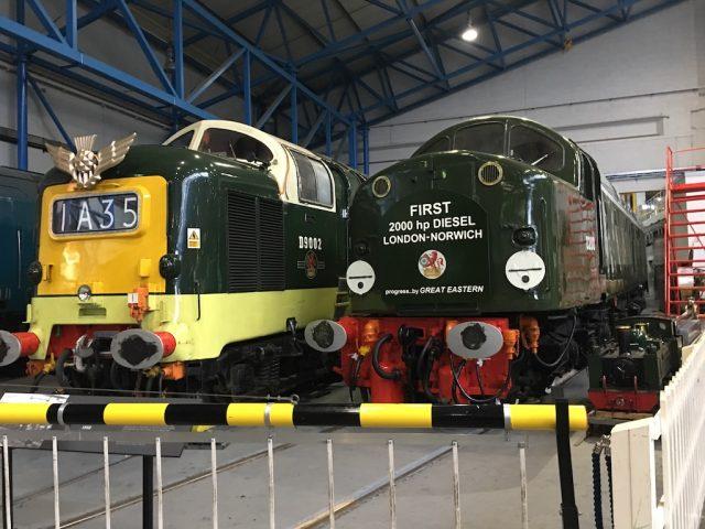 A Trip To York Railway Museum