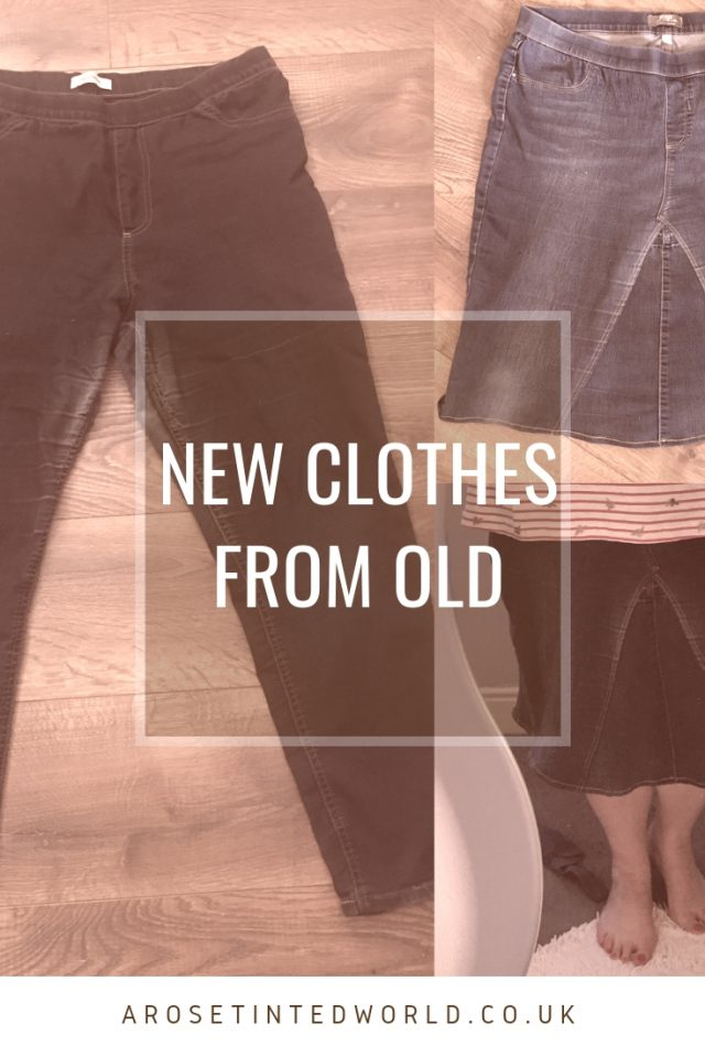 New Clothes From Old -Upcycling Old Clothes ⋆ Fast Fashion is so environmentally unsound. Here are some zero waste and ecologically friendly ideas on saving fabric. Reuse, repurpose and recycle fabric with these thoughts and patterns. Upcycle your old clothing and cloth to make fabulous new things #lagom #upcycling #sustainableliving #sustainablefashion #sustainable #sustainability #upcycling #upcycleclothes #upcycleddenim #zerowaste #fastfashion #zerowastelifestyle #ecofriendlyideas