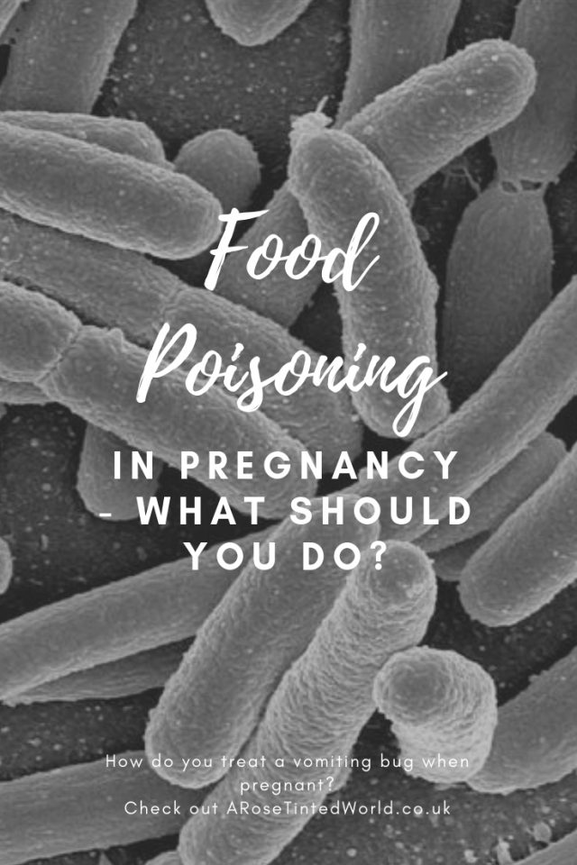 Food Poisoning In Pregnancy