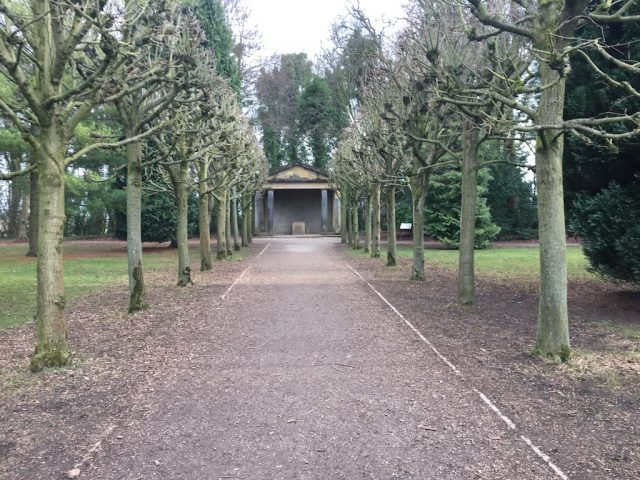 Lotherton Hall and Wildlife World - trails