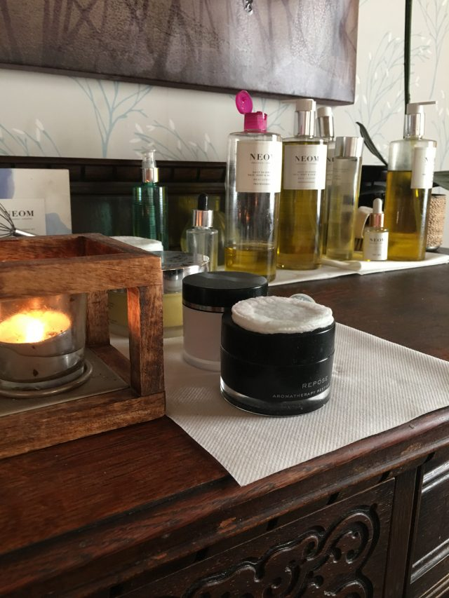My Little Farm Spa - Neom treatments