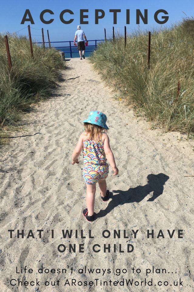 Accepting That I'll Only Have One Child ⋆ Older motherhood. Mum in my late 40s. Barriers to conceiving again. Acceptance and making peace with knowing that you're having an only child. Benefits of having an only child. #oldermother #onlychild #motherhood #parenting #lifelessons #parenthood #parentingtips #parentingadvice #motherhoodtips