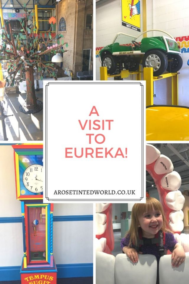 Eureka! Children's Museum is in Halifax West Yorkshire. This interactive museum was designed especially for children to explore #daysoutwithkids #dayoutwiththekids #placestogo #westyorkshire #yorkshire #halifax #museums #placestovisit #museums