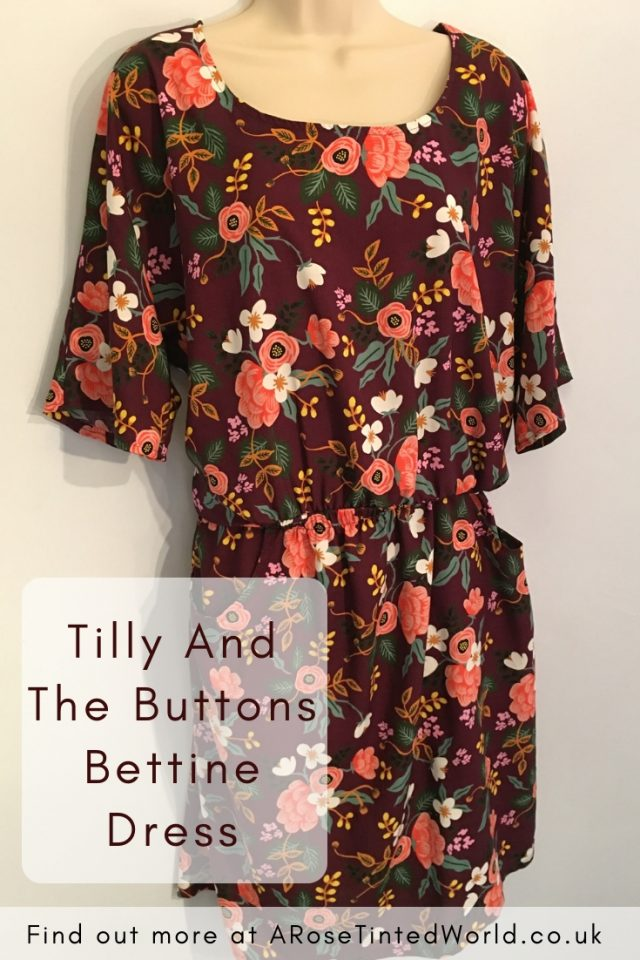 Tilly And The Buttons Bettine Dress