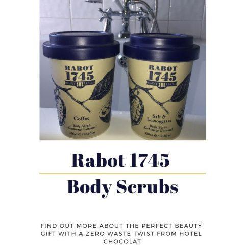 Rabot 1745 Body Scrubs – From Hotel Chocolat