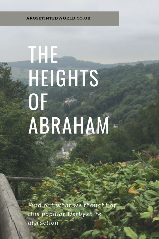 The Heights Of Abraham -Attraction in Derbyshire. Find out what we thought of this popular family day out. Mining history and caves. Woodland walks. Cable car rides . Amazing views #daysoutinUK #daysoutinDerbyshire #Derbyshire #DerbyshireDaysOut #DaysOutWithKids #KidsDaysOut #Attractions #DerbyshireDayOut #DerbyshireAttractions #PeakDistrict #DaysOutInPeakDistrict ´#FamilyDayOut #ChildrenDayOut #CavesInDerbyshire