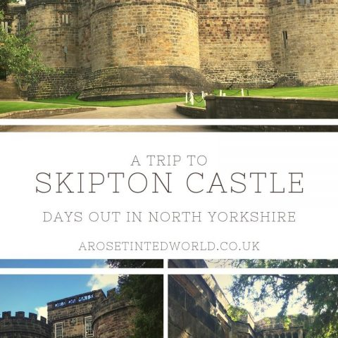 A Trip To Skipton Castle – Days Out in North Yorkshire