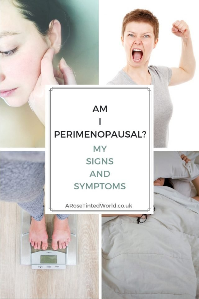 Am I Perimenopausal? - Recently I have noticed some real changes to my health and mental state, which I finally am coming to realise may be down to my changing hormones. Menopause is often talked about, but am I perimenopausal? Find out the signs and symptoms of the perimenopause, and how I am dealing with these. #menopause #perimenopause #premenopause #perimenopausal #perimenopausalsymptoms #health #dryskin #irregularperiods #mentalhealth