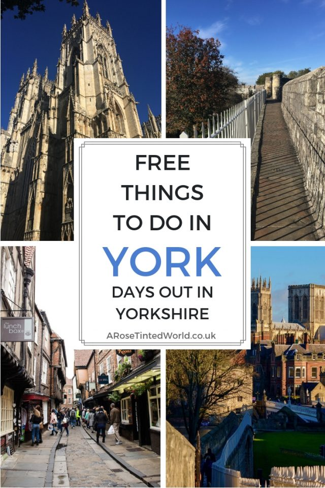 Free Things To Do In York ⋆ 7 totally free to enter attractions & activities to visit in this historic English city. Ideas for your day out in York, England that are free, plus some cheap alternatives. What to do on a budget. Free entertainment, museums, activities, playgrounds, parks, history & gardens. Places to picnic. Brilliant places to go on a day trip with children. North Yorkshire activities, culture & historical places. No cost or low cost travel in the UK. Instagram worthy aesthetic.