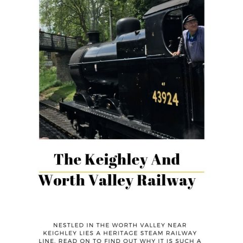 The Keighley And Worth Valley Railway – A Day Out In Bradford