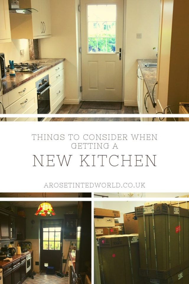 Things to Consider When Getting A New Kitchen - choosing how to remodel or renovate a kitchen can be a large decision fraught with pitfalls. Here are some good ideas for how to design and plan your dream kitchen space. #kitchen #kitchenspace #kitchendesign #kitchenideas #kitchenremodel #kitchendecor #kitchencabinets #kitchenstorage #kitchenorganization #kitchenrenovation #kitchenrenovationideas #kitcheninspiration