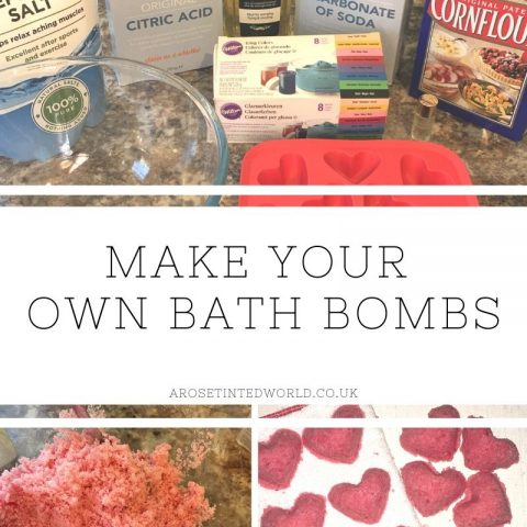 How To Make Your Own Homemade Bath Bombs