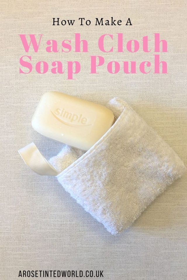 3 different ways how to make a wash cloth soap holder. Make your shower bars, solid shampoo and soaps last longer by slipping them into these bags in the shower. No more mushy soap. Full tutorial with photos. Upcycle old towels and cloth. #zerowastehome #Environmentallyfriendly #sewinghacks #sewingforbeginners #sew #upcycling #sustainable #zerowaste #upcycled #sewingprojects #diy #sustainableliving #sewingtutorial