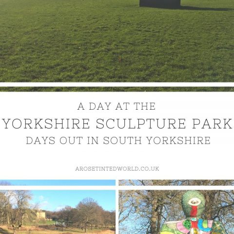 Yorkshire Sculpture Park – Days Out In South Yorkshire