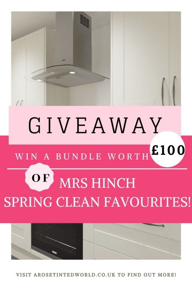 Win A Mrs Hinch Spring Clean Bundle Worth £100
