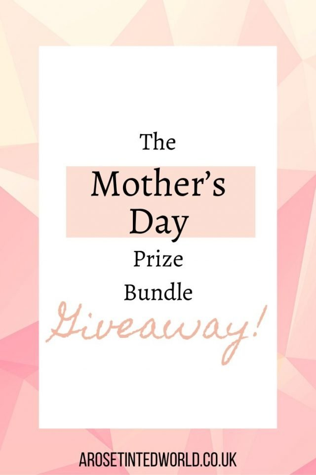 The Mother's Day Prize Bundle Giveaway