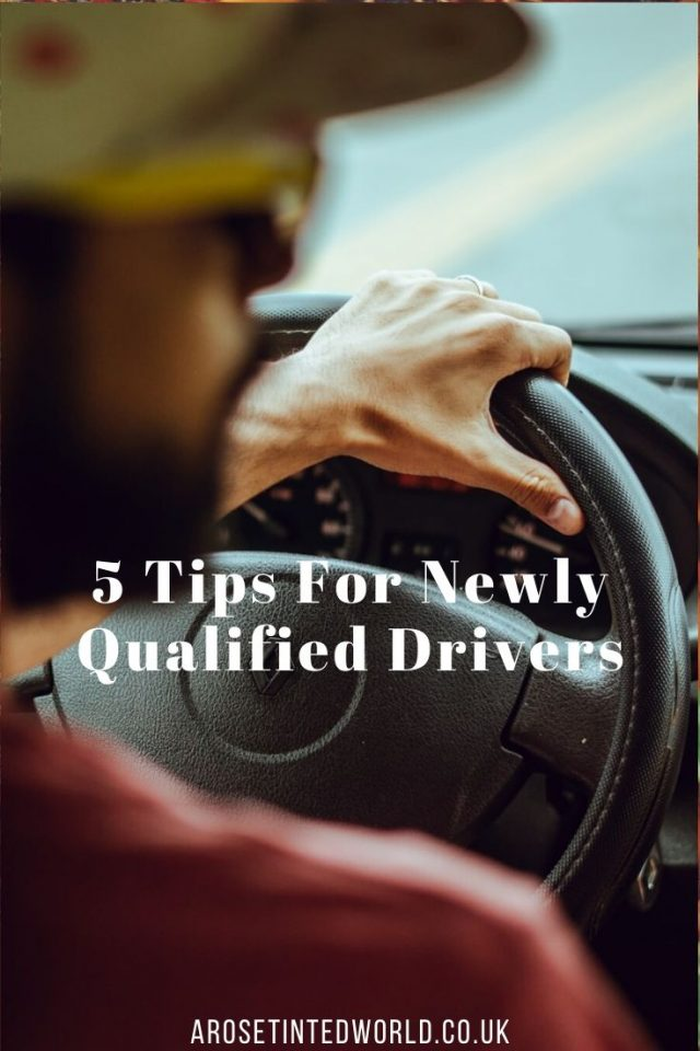5 tips for new qualified drivers
