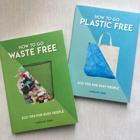 How To Go Waste And Plastic Free – Book Review And Giveaway