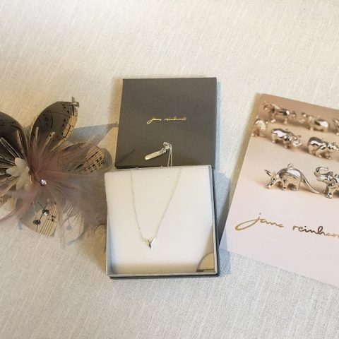 Jana Reinhardt Hummingbird Necklace – Our Review And Giveaway