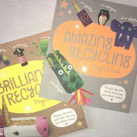 The Brilliant And Amazing Recycling Project Books – Our Review And Giveaway