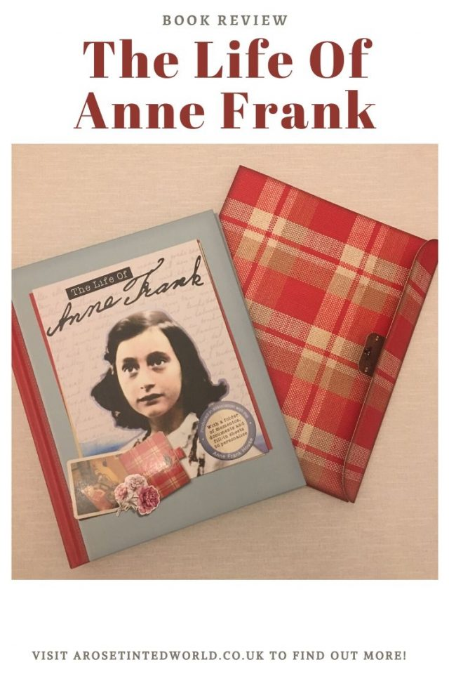 The Life Of Anne Frank - this book & resource explain the history of one of the most famous figures of WW2. Discover more about the Annex and how she lived.