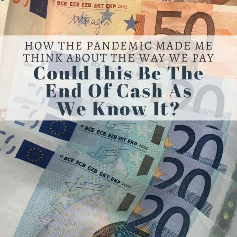 Could This Pandemic Signal The End Of Coins And Paper Money?