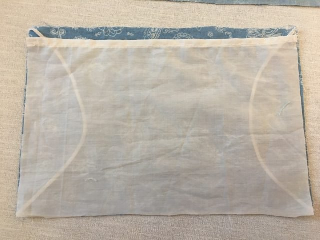 Sew a face mask 4