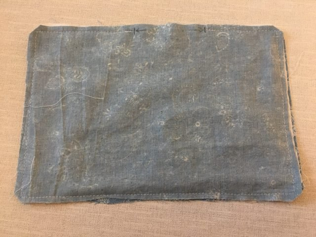 Sew a face mask 7
