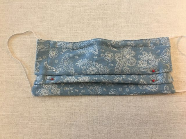 Sew a face mask 14