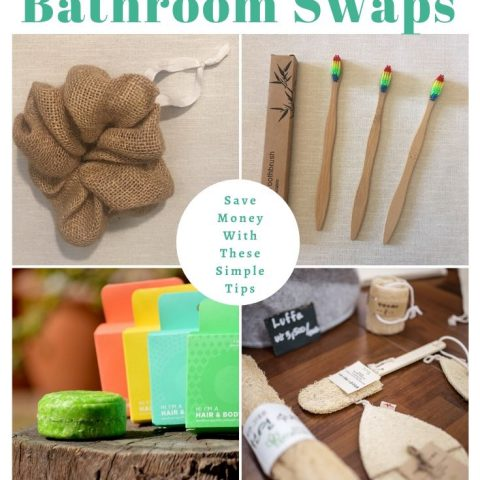 Zero Waste Bathroom Swaps To Help You Live A More Sustainable Lifestyle
