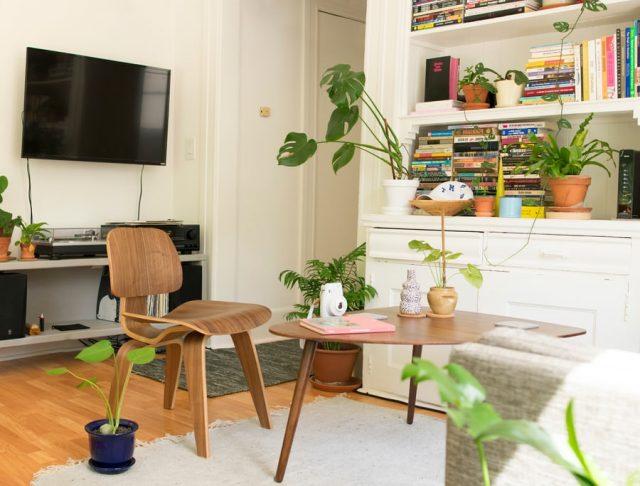 Boring beige apartment