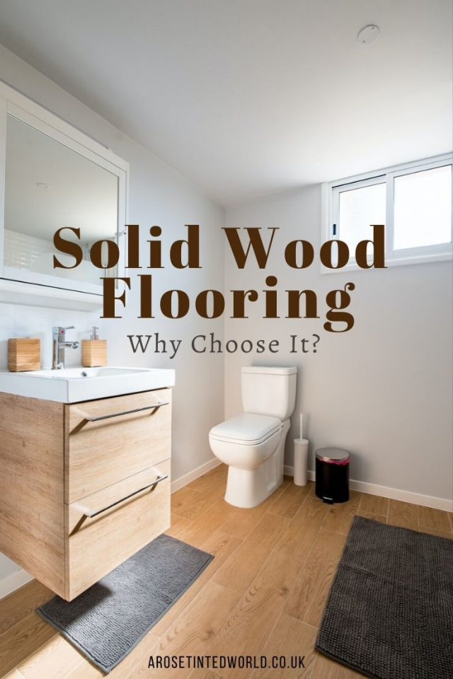 Solid wood flooring - why choose solid wood flooring over other options? This article explains why a solid wood floor is such a superior choice for a luxury home. Why Hard wood floors are such a superior style and design feature in a contemporary or traditional house. Interior design features to be considered when choosing floor coverings in any house.